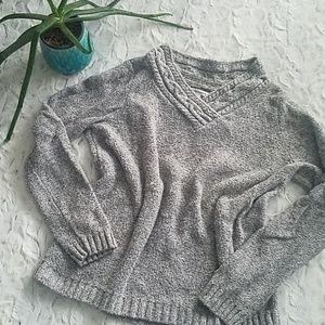 Croft & Barrow Marled Knit Sweater